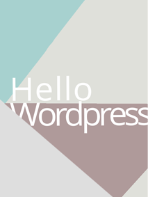 Hi WordPress
