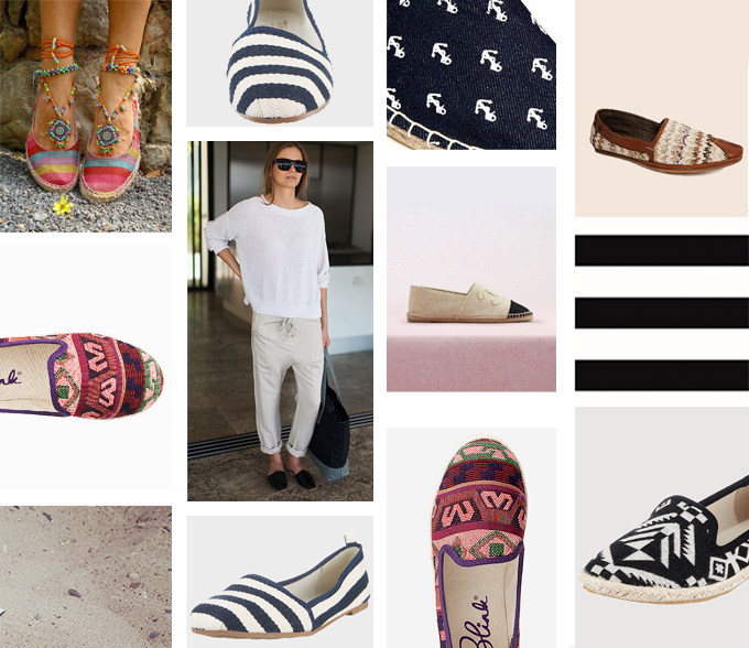 Trend Watch: Espadrilles