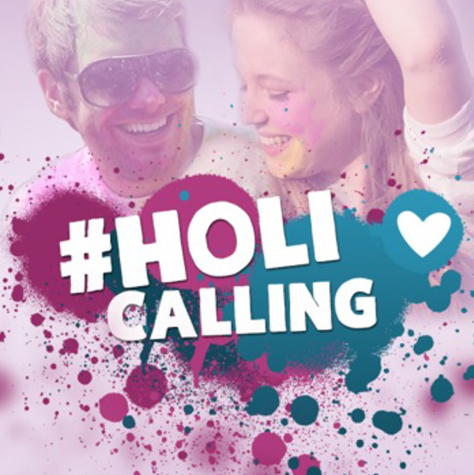 Sponsored Video: #HoliCalling