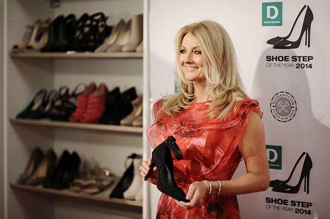 Deichmann Shoe Step of the Year 2014