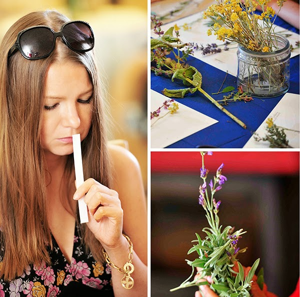 L'Occitane Aromatherapie Workshop