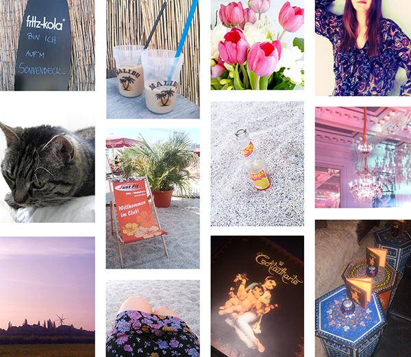 Moodboard Beach Club