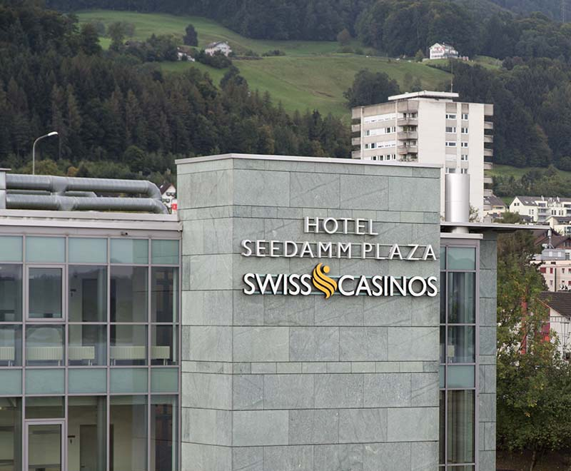 Hotel Seedamm Plaza - Swiss Premium Hotels