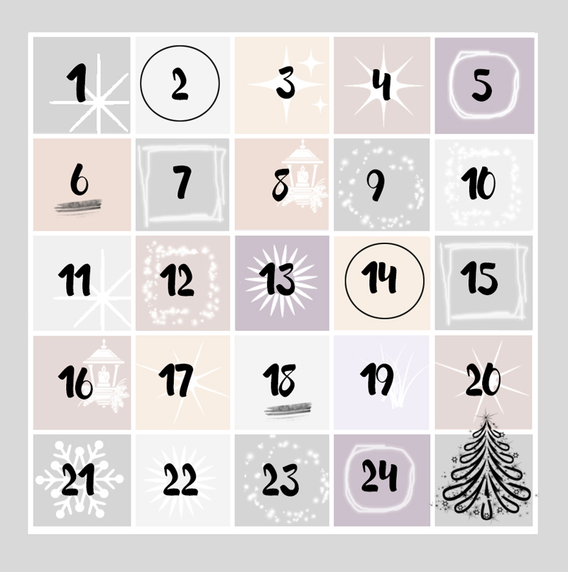 Ankündigung Blog Adventskalender 2015