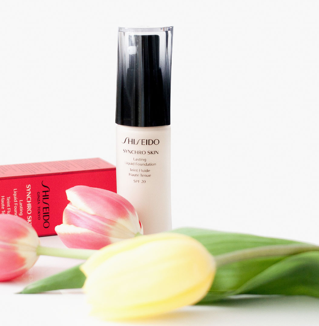 Shiseido Synchro Foundation