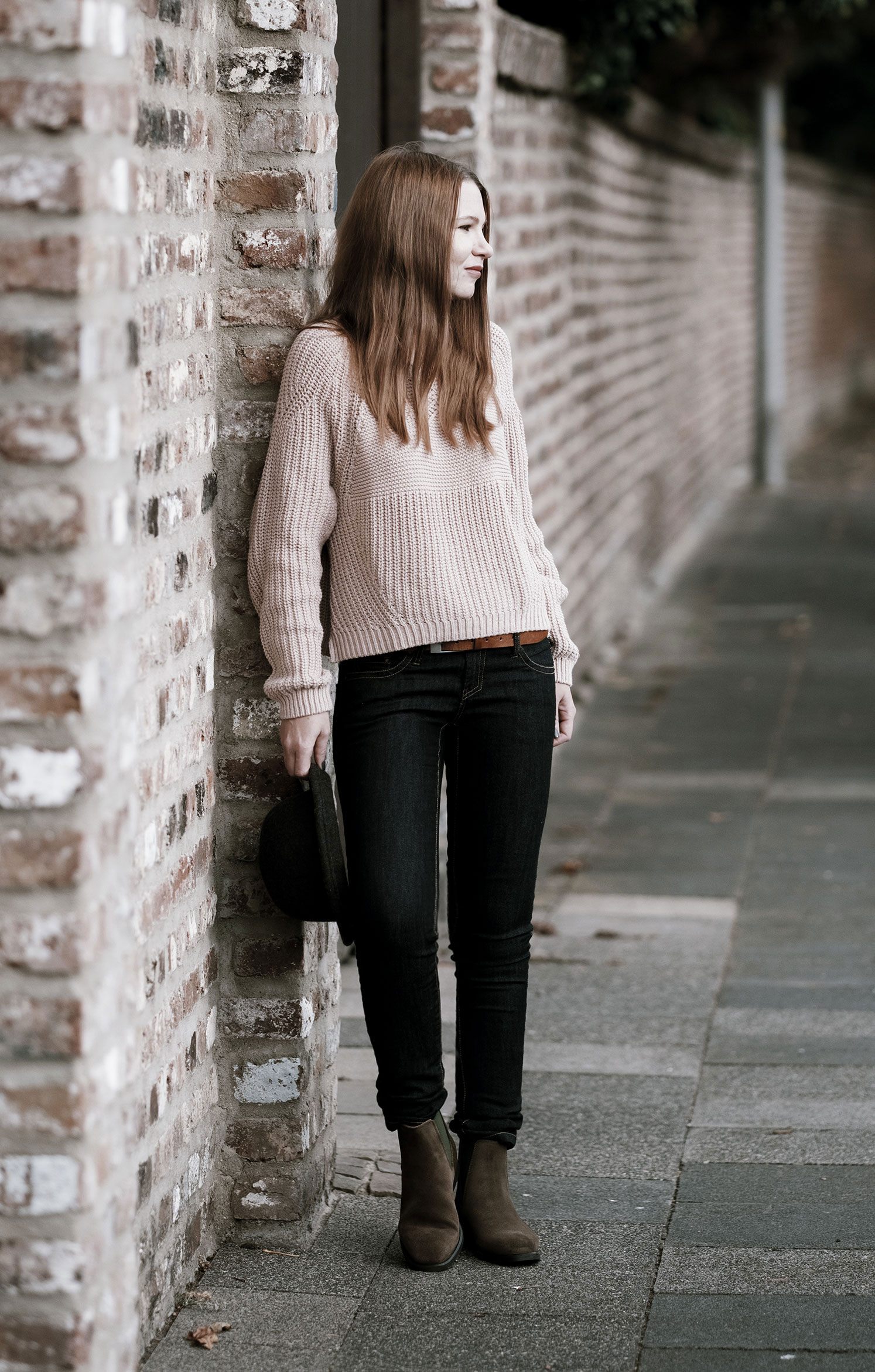 GANT Boots Outfit auf Minnja Fashionblog