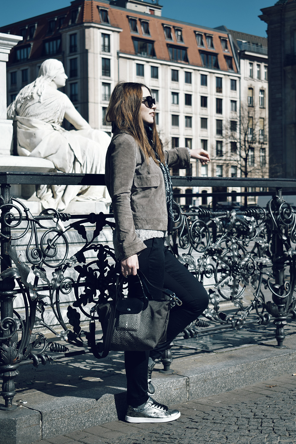 Berlin Hipster Style Minnja Fashionblog