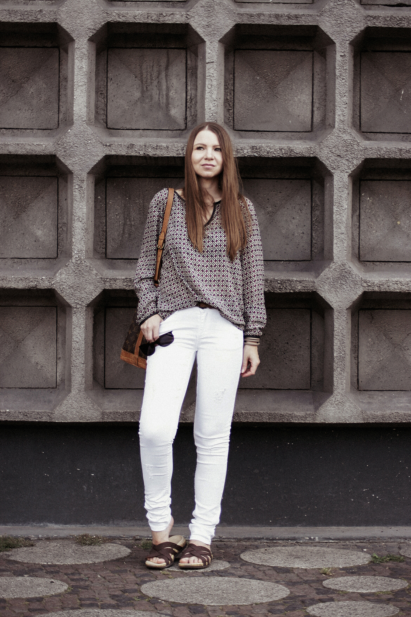 Outfit Recycling Minnja Fashionblog