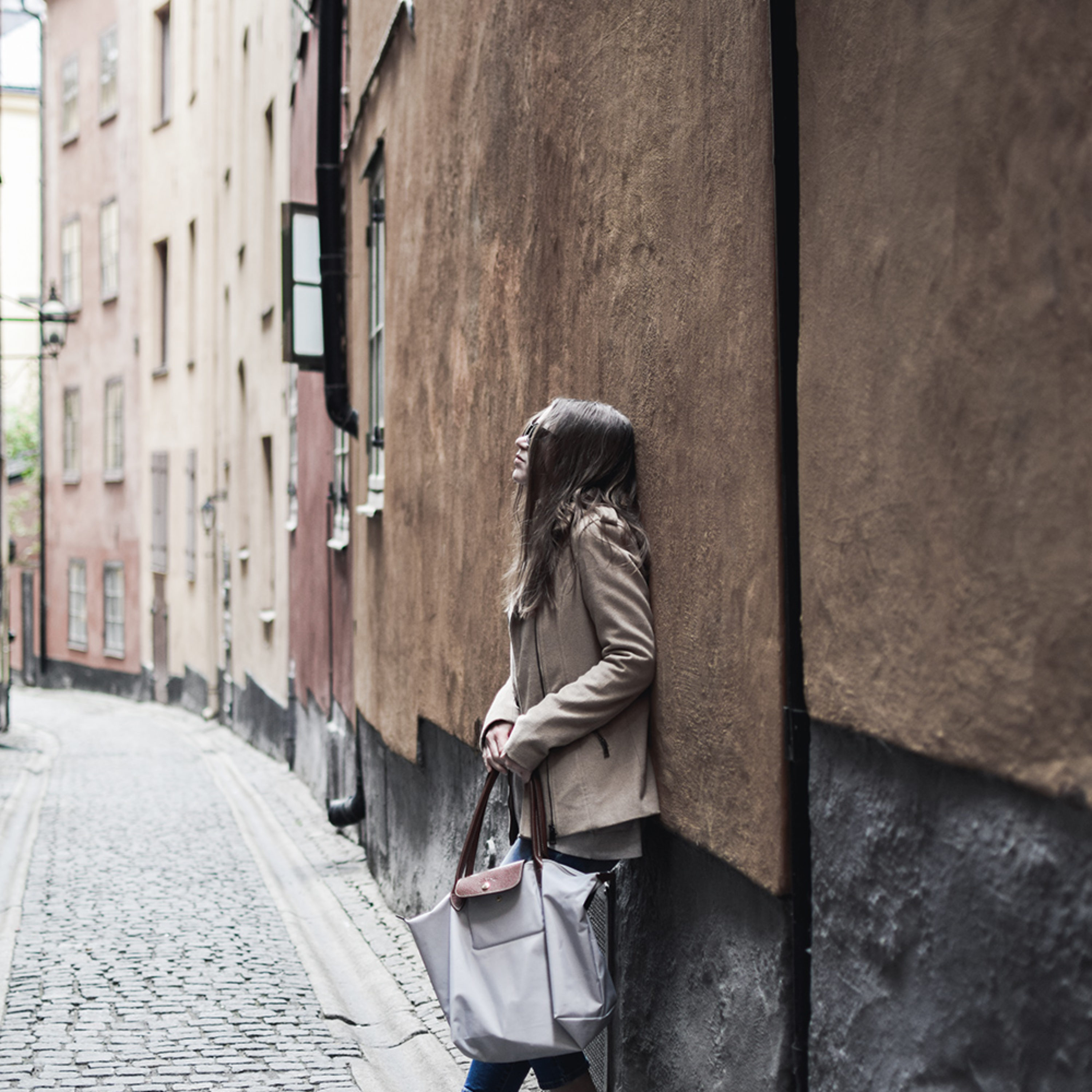 Style: Casual Look in Stockholm Gamla Stan