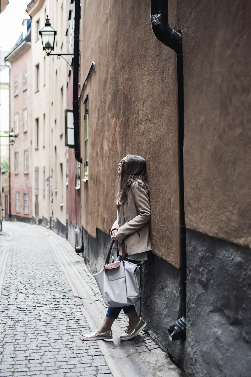 Casual Look in Stockholm Minnja Fashionblog