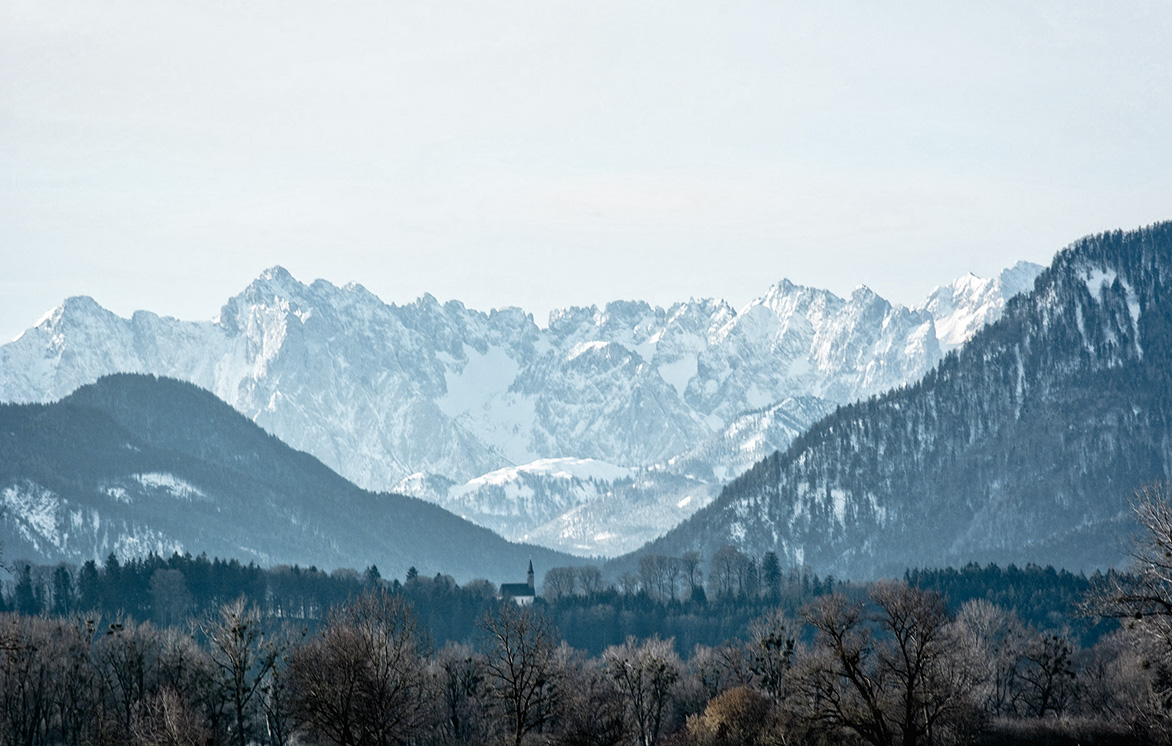 Wintertraum Chiemsee Alpenland