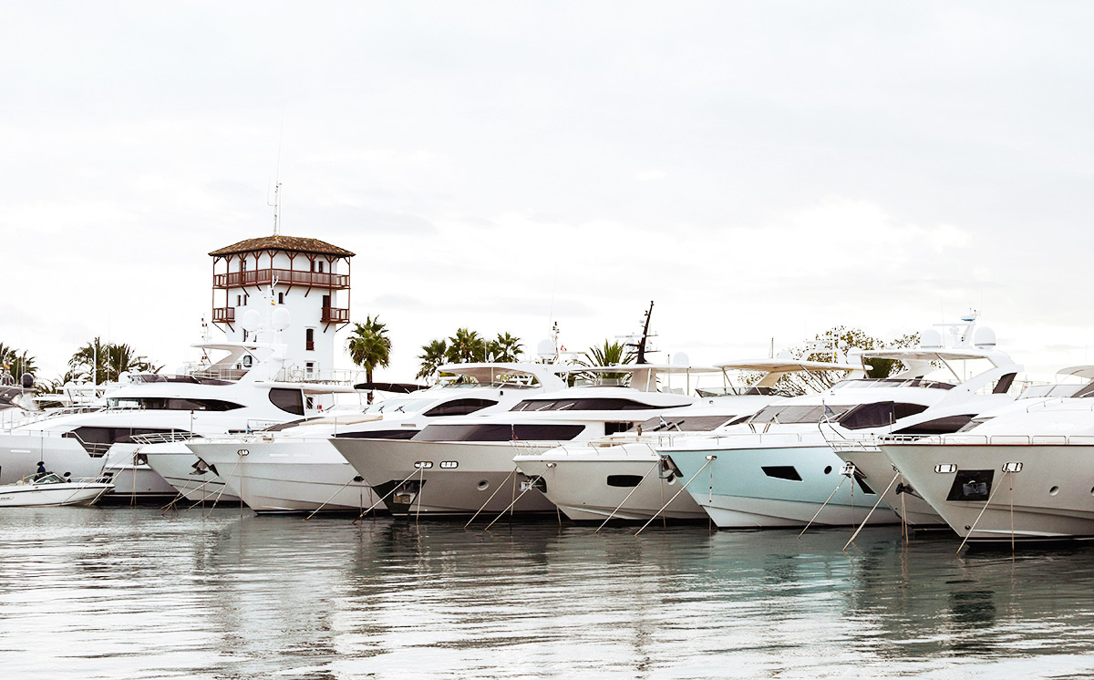 Portals Nous auf Mallorca: Glamour, Luxus, High-Society & edelster Yachthafen