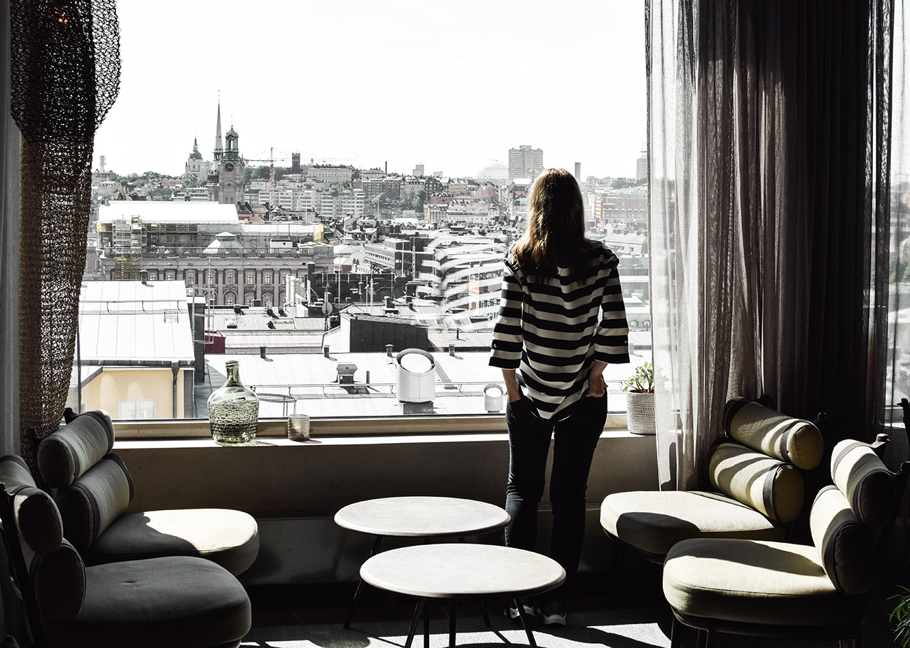 Downtown Camper by Scandic in Stockholm Minnja Reiseblog